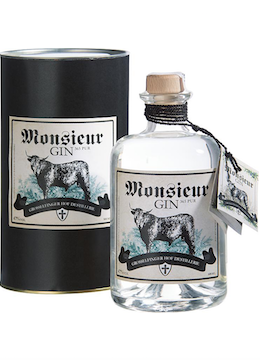 Monsieur Gin 500 ml